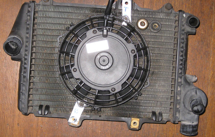 Spal fan installation Spalfa2