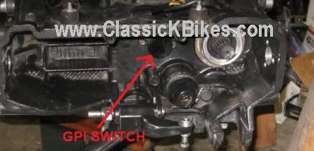 Gear Position Indicator (GPI)