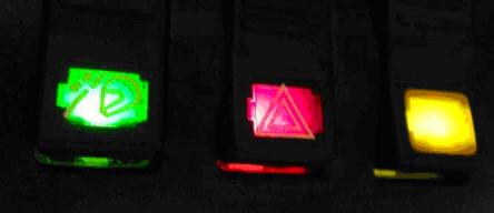 Custom dash switches Led.sw2