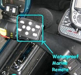BMW Radio CLARION PU9203A - K1100lt 1992 Cdmr79