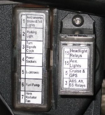 Bmw K75 Fuse Box - Easy-to-read Wiring Diagrams •